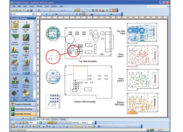 BLUEPRINT PCB (Software)