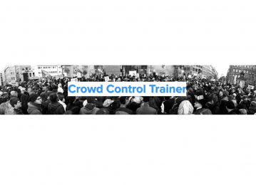 VSTEP - CROWD CONTROL TRAINER